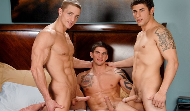 marcus mojo hot threesome